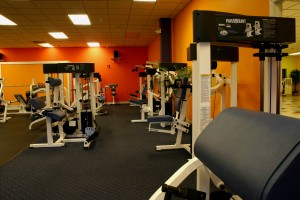This is my idea of a great gym ....EMPTY!!!
